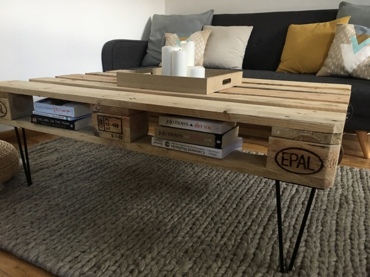 DIY | Table basse